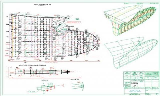 AM船体概述