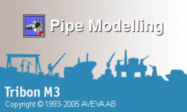 Tribon M3 管系专业实战课程